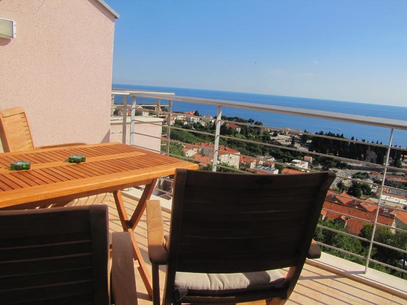 Balcony - Hedera A38 - Dubrovnik - rentals