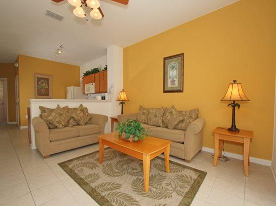 Comforts of home in this 3Bedroom 3 Bathroom town home in Windsor Hills. - Image 1 - Orlando - rentals