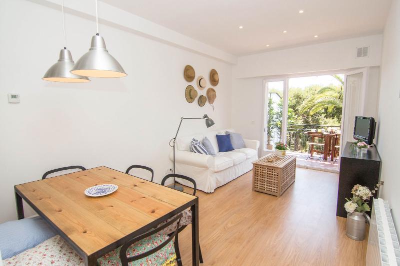 Living room - KRABI BEACH Fantastic fully renovated apartment - Sitges - rentals