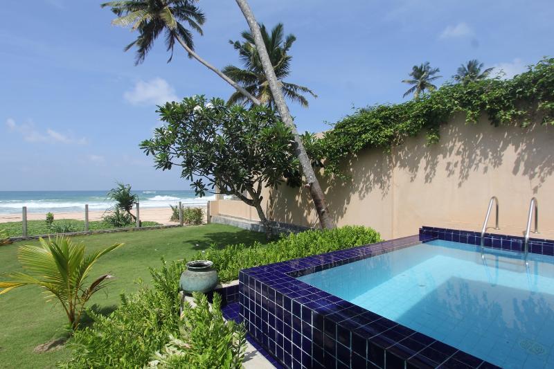 Pool 1 - Villa Saldana - Galle - Habaraduwa - rentals