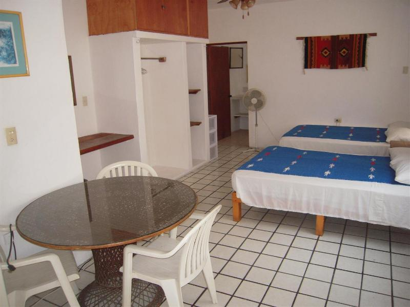 Martha's Apartments Studio #3-  1 1/2 Blocks from the Beach! - Image 1 - Puerto Vallarta - rentals