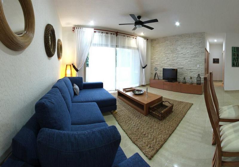 Gorgeous Cozy, Fresh, Coastal Caribbean Home in Tulum - Image 1 - Tulum - rentals