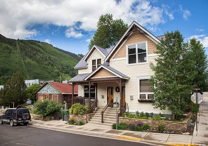 Tres Casas B - Image 1 - Telluride - rentals