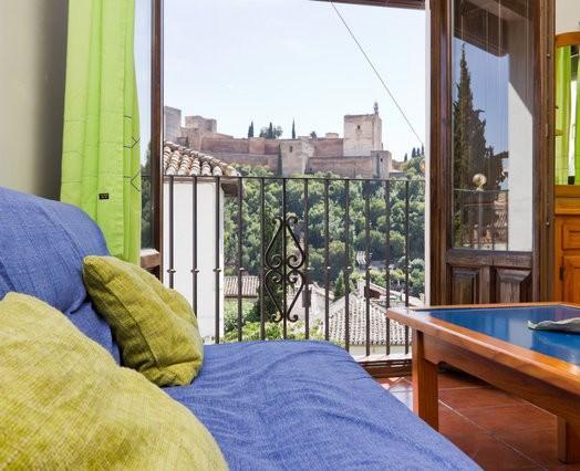 ALHAMBRA ALBAICIN BEST VIEWS C - Image 1 - Province of Granada - rentals