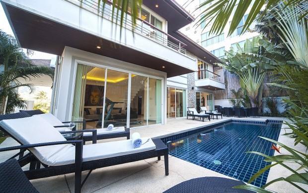 Pool Villa Kamala Beach - kam01 - Image 1 - Kamala - rentals