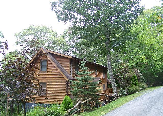 Blue Vista is a great family retreat minutes from Boone - Image 1 - Boone - rentals