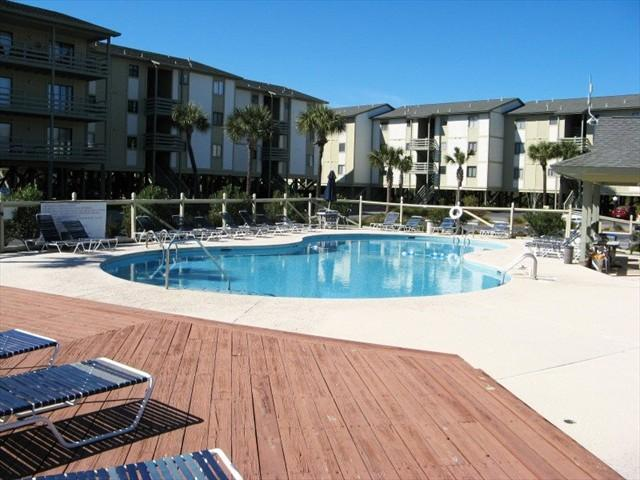Lighthouse Point Rental 1C - Image 1 - Tybee Island - rentals