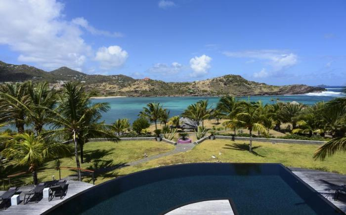 Luxury 6 bedroom Petit Cul de Sac villa. Panoramic Views! - Image 1 - Petit Cul de Sac - rentals