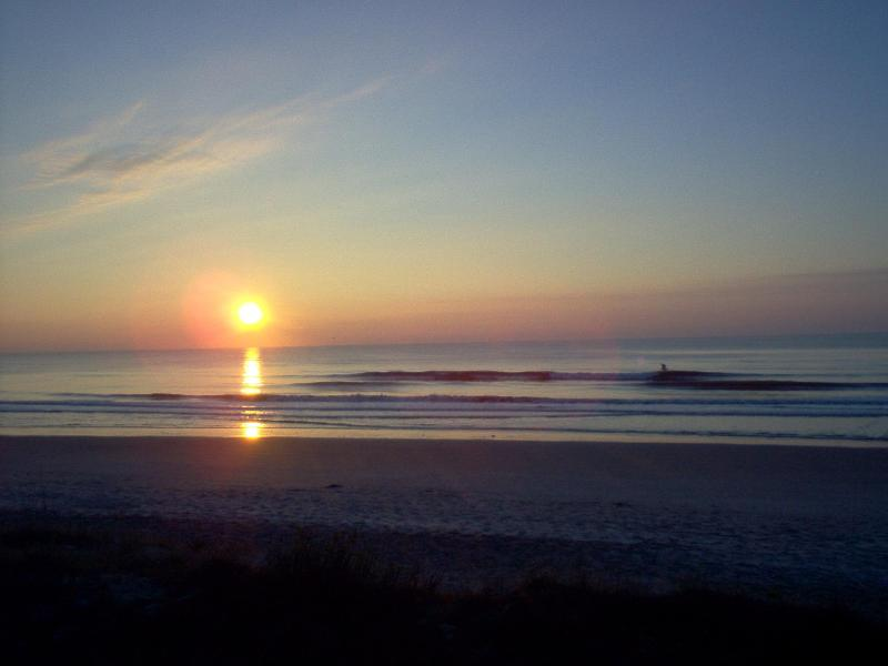 Sun Rise - Oceanfront Condo - Right on the Beach! - Folly Beach - rentals