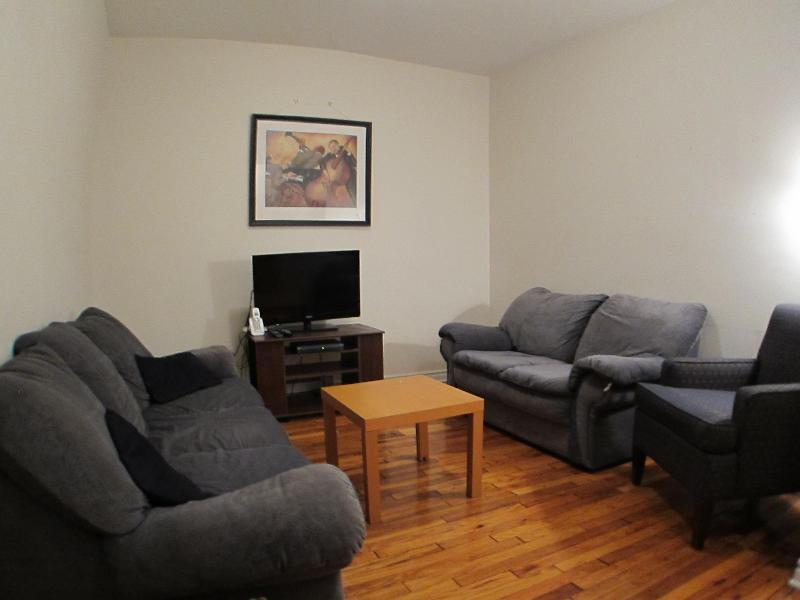 Dahlia Flat - 3 Beds, 1 Bath - Image 1 - Montreal - rentals