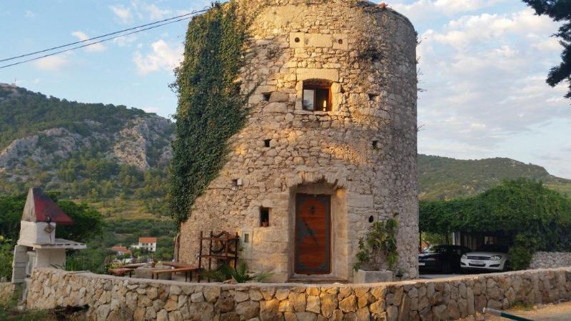 Old tower, Hvar historical center - Image 1 - Hvar - rentals