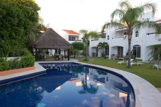 Playa del Carmen vacation rentals - Common areas - Villa Playamar Tucan - Villa Playamar Tucan - Playa del Carmen - rentals
