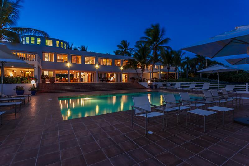 Villa Paradise at Cul De Sac, Anguilla - Oceanfront, Pool, Has Been A Hideaway For Celebrities And R - Image 1 - Cul De Sac - rentals