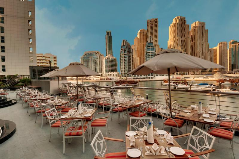 Studio APT  Marina Water Front - Image 1 - Jumeirah Lake Towers - rentals
