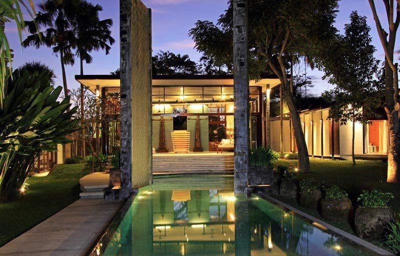Canggu Villa 369 - 5 Beds - Bali - Image 1 - Canggu - rentals
