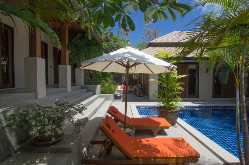 Beautiful villa with private pool - Peaceful Spa resort villa with tropical magic - Choeng Mon - rentals