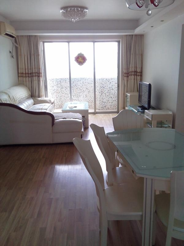 Living room - 3bedroom apartment With SeaView/Metro/SeaWorld - Shenzhen - rentals