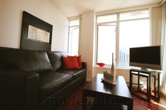 VANCOUVER DOWNTOWN 1 bdm suites in an Amazing Area - Image 1 - Vancouver - rentals