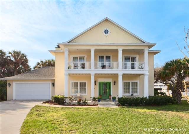 Afternoon Delight sleeps 6 and has ocean views - Afternoon Delight, 3 Bedrooms, steps to beach, Summer Haven - Saint Augustine - rentals