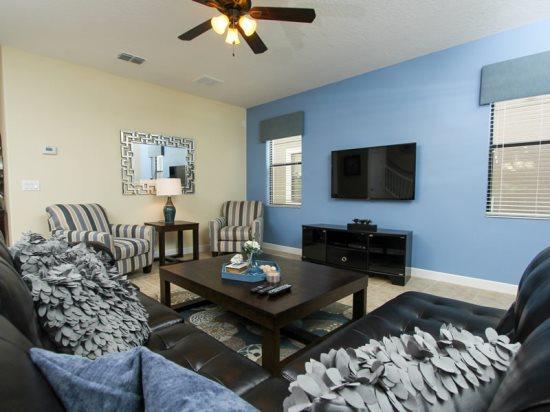 6 bedroom 6 bath modern executive home sleeps 14. 1431MVD - Image 1 - Orlando - rentals