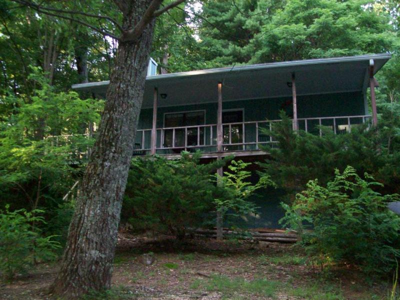 Helton Falls Lodge-The Guesthouse-near Vogel Park! - Image 1 - Blairsville - rentals