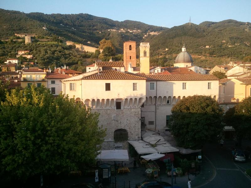 view from the apartments - Vacation Rental Near Florence, Pisa, and Lucca - Pietrasanta - rentals