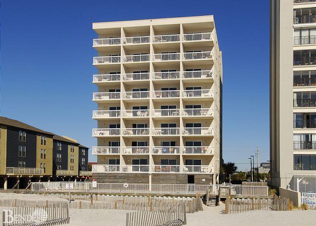 Caribbean - Caribbean 204 ~ Serene Beachfront Condo - Gulf Shores - rentals
