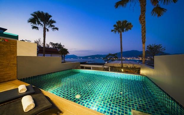 Luxurious Pool Villa for Rent in Patong Beach - pat10 - Image 1 - Patong - rentals