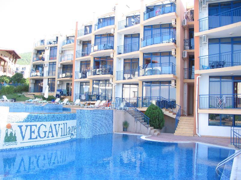 Apartment with perfect sea view in Sveti Vlas - Image 1 - Sveti Vlas - rentals