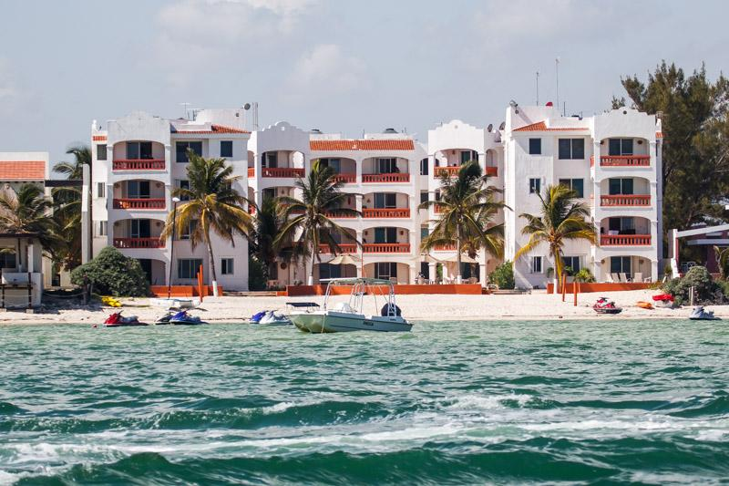 Flamingos condo by the sea, Satellite tv - Image 1 - Progreso - rentals
