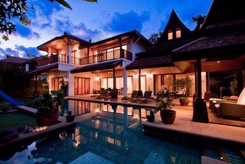 Baan Chang - Baan Chang 4/5 Bedroomed Luxury Beach Villa - Koh Samui - rentals