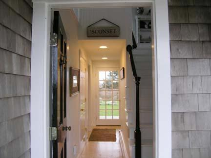 Entrance - Pristine Sconset Vacation Home for Everyone to Enjoy - Siasconset - rentals