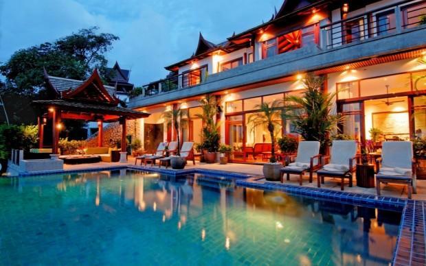 5 Bedroom Phuket Villa for Rent in Surin Beach - sur20 - Image 1 - Phuket - rentals