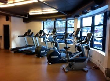 Work out while taking in the breathtaking mountain view. - Deactivated - Canmore - rentals