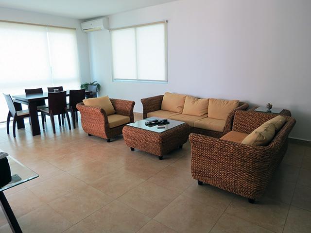 F3-7A.  2 bedroom Condo,  Panama Playa Blanca - Image 1 - Farallon - rentals