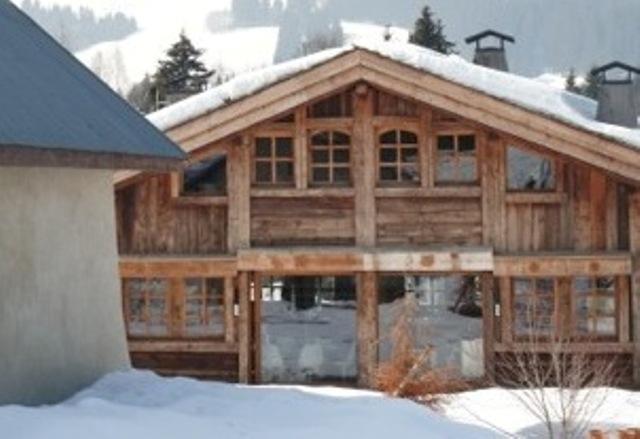Megeve Chalet – Mendiaux Mont d' Arbois – France Alps - Image 1 - Megevette - rentals