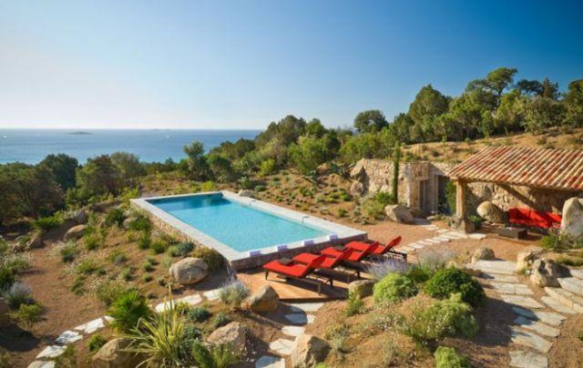 Staffed Villa Corsica - Palombaggia Beach - Image 1 - Porto-Vecchio - rentals