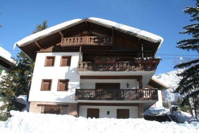 Villa Cristallo -Cortina - Ampezzo - Italy - Image 1 - Cortina D'Ampezzo - rentals