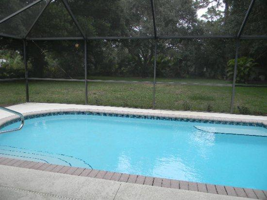 Padre - Beautiful pool home,walk to Manasota Beach - Image 1 - Englewood - rentals