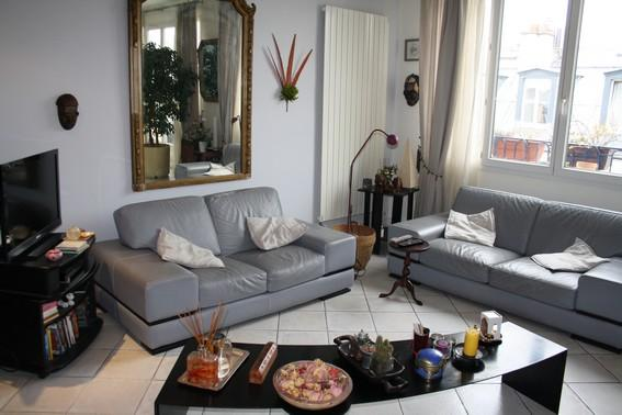 5 guests-2BR-100sqm Paris Rue Amelot-1050€ #218 - Image 1 - Paris - rentals