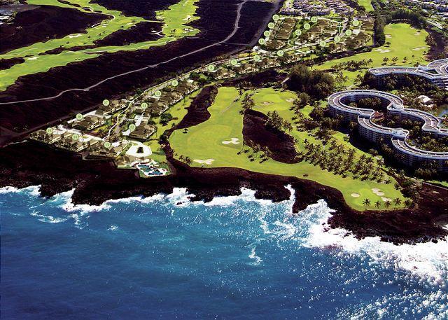 Ocean Front & Golf Views 12C - Image 1 - Waikoloa - rentals