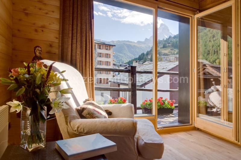 The Old House - Image 1 - Zermatt - rentals