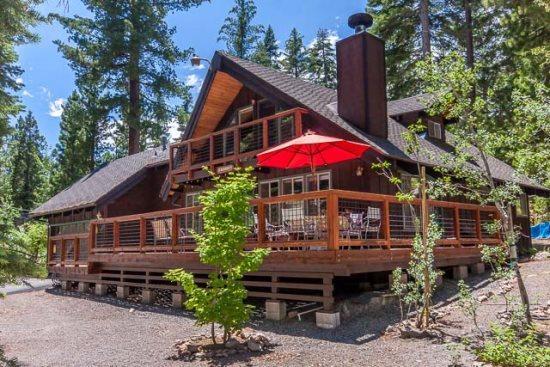 ORourke North Tahoe Vacation Rental Home - Image 1 - Lake Tahoe - rentals