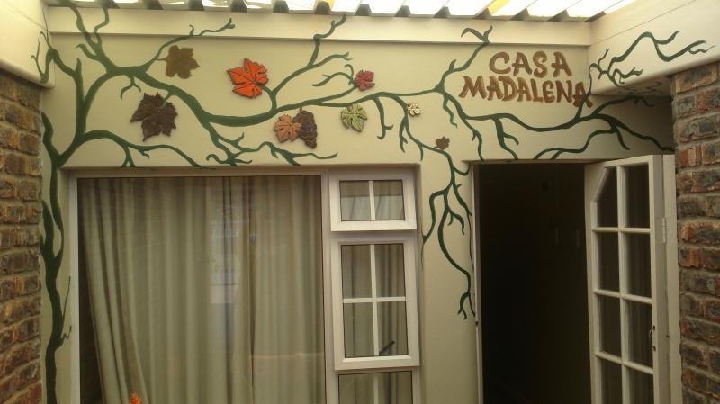 Entrance - Cape Town Pinelands Garden Cottage - Cape Town - rentals