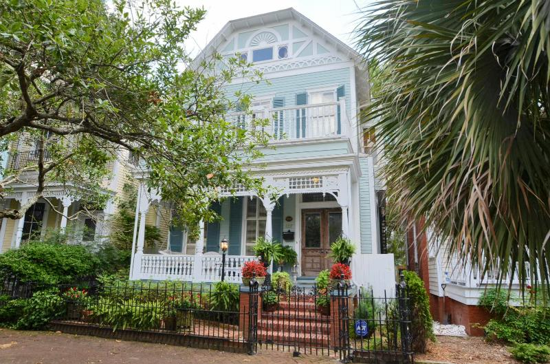 The 1890 on Whitfield Square - Image 1 - Savannah - rentals