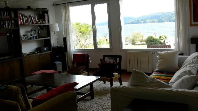 "Amaizing house with private beach ""Las Golondrinas"" - Image 1 - San Carlos de Bariloche - rentals"