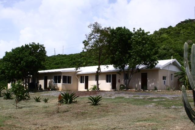 the apt bldg 5 min walk on property to beach - st croix apartments - Christiansted - rentals