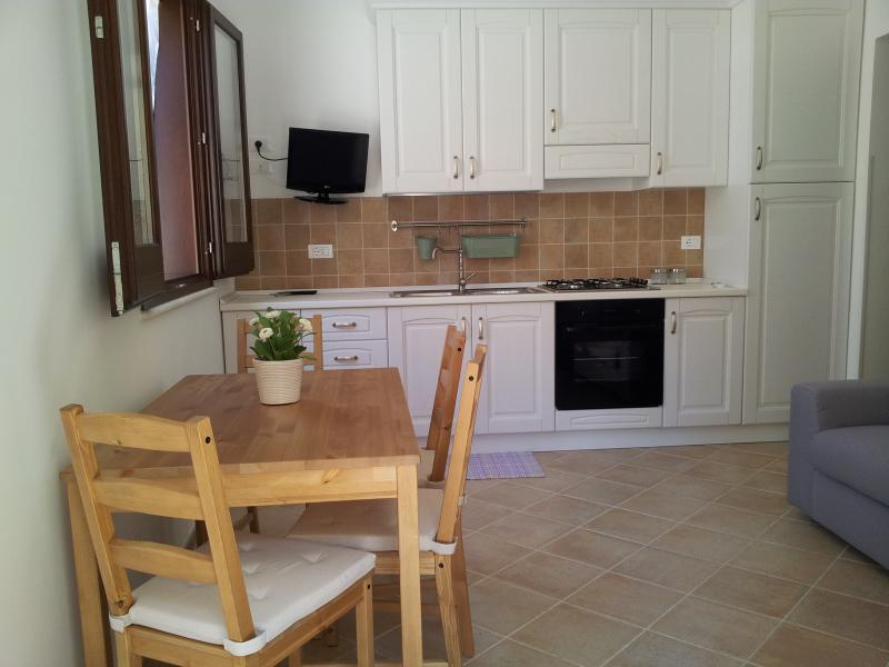 Cucina soggiorno - A due passi dal mare - San Vito lo Capo - rentals