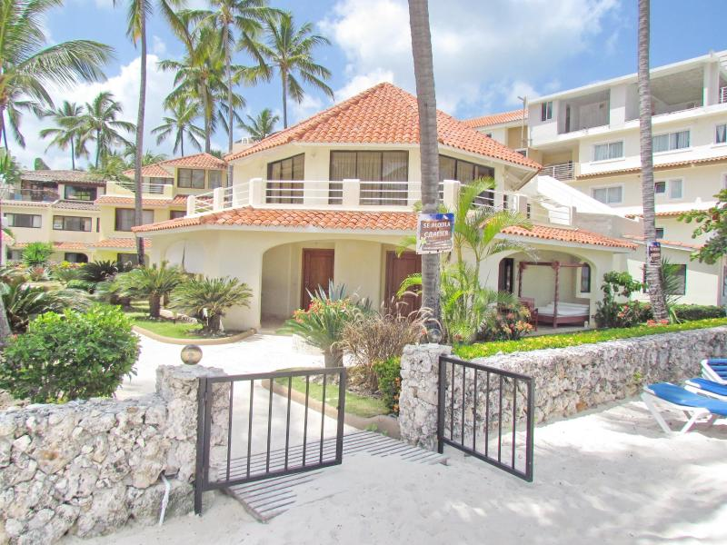 Villa Moonstar in front of private beach - Villa Moonstar Ocean View 2bdr (#2) - Bavaro - rentals