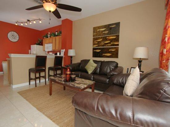 Stunning 3 Bedroom 3 Bathroom Town Home in Windsor Hills. 7652SKS - Image 1 - Orlando - rentals